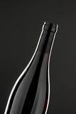 Bottle of wine Royalty Free Stock Photos