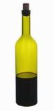 Bottle wine Stock Photography