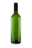 Bottle of wine. Royalty Free Stock Photos
