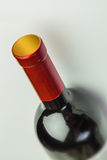 The bottle of wine Stock Images