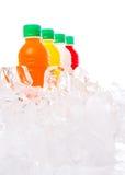 Bottled Fruit Juice Drinks VII Stock Images