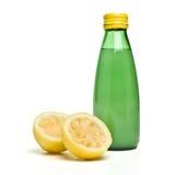 Bottled Lemon Juice Stock Images