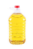 Bottled oil Stock Photography