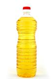 Bottled oil Stock Photo