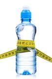 Bottled water Stock Image