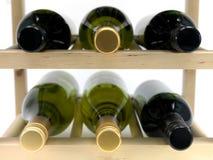 Bottled Wine royalty free stock image
