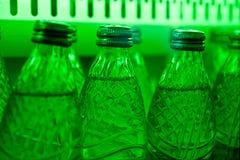 Of bottles Stock Photos