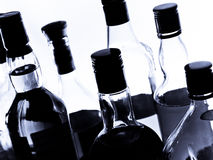 Bottles Stock Photography