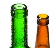 Bottles stock photography