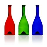Bottles. Stock Images