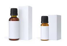 Bottles And Packages Mock Up Royalty Free Stock Images