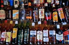 bottles andar arkivfoton