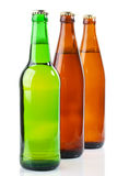 Bottles of beer Royalty Free Stock Photography