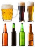 Bottles beer Royalty Free Stock Image