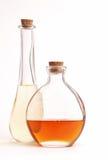 bottles dekorativt Fotografering för Bildbyråer