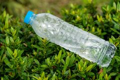 bottles of drinking Stock Image