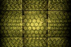 Bottles in a French Winery stock photos