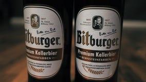 Bottles of german beer