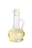 bottles isoleringsvinägerwhite Royaltyfri Foto