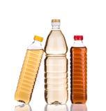 Bottles Of Vinegar Royalty Free Stock Photo