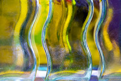 Bottles of olive oil Royalty Free Stock Photography