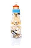Bottles Of Perfume I Stock Images