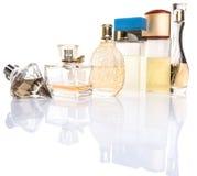 Bottles Of Perfume II Stock Photos