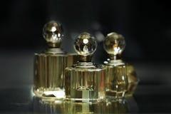Bottles for perfumery Royalty Free Stock Photo