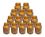 Bottles of Pills Royalty Free Stock Images