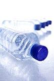 bottles plastic vatten Royaltyfri Fotografi