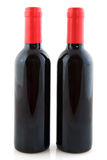 Bottles red wine Royalty Free Stock Photography
