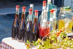 Bottles_of_red_wine 库存图片