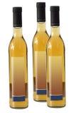 bottles sake tre Royaltyfri Foto