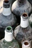 bottles spjällådan arkivfoton