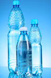 Bottles of water Royalty Free Stock Photo
