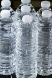 Bottles of water Stock Photo