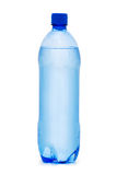 Bottles of water isolated. On the white Stock Photo