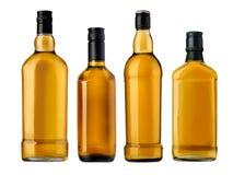 Bottles of whiskey Stock Photos