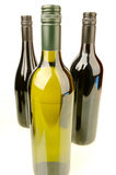 Bottles Of Wine Royalty Free Stock Photos