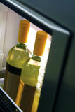 Bottles of wine ll Royalty Free Stock Photography