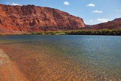 Bottling the Colorado River Royalty Free Stock Images