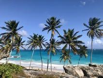 Bottom Bay in Barbados, Caribbean stock image