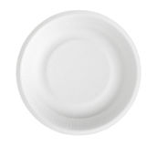Bottom of the plate Royalty Free Stock Photos