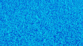 Bottom of swimming pool stock footage