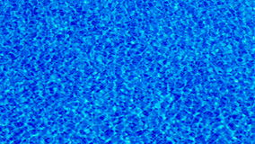 Bottom of swimming pool stock video footage