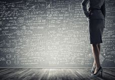 Mastering the science stock images