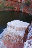 Bottomless Lakes Stock Image