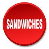 bottone dei panini illustrazione vettoriale