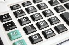 Bottone del calcolatore Immagine Stock Libera da Diritti