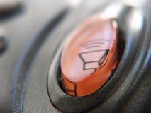 Bottone del telefono Immagini Stock Libere da Diritti